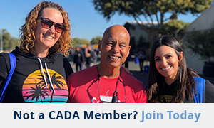 Not a CADA Member? Join Today